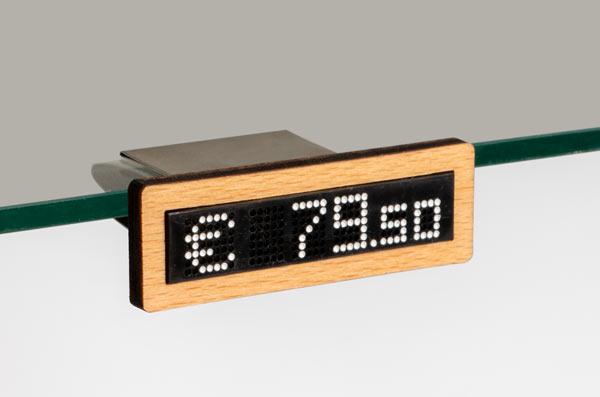 Wood Frame mit 800er Taxom Modul